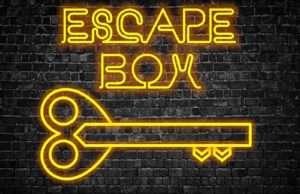 Escape Box Portátil